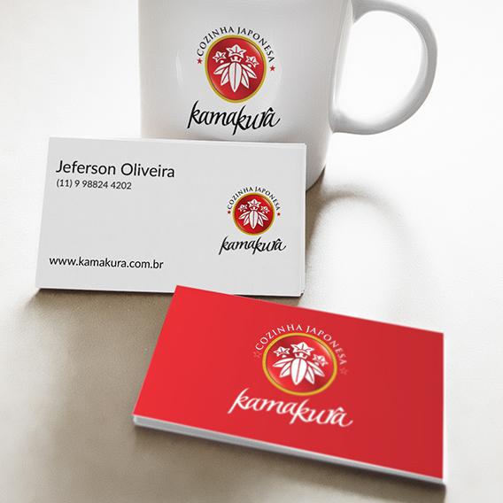 Design Gráfica para Kama Kura